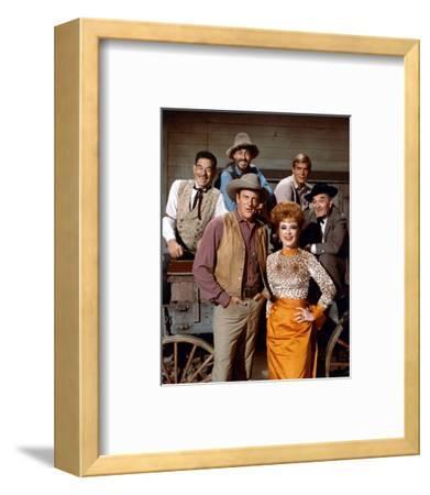 Gunsmoke--Framed Photo