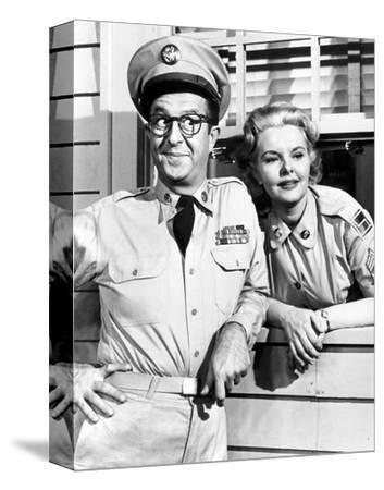 The Phil Silvers Show--Stretched Canvas Print