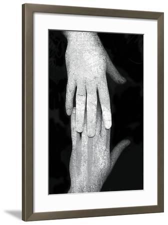 Touch-Johan Lilja-Framed Photographic Print