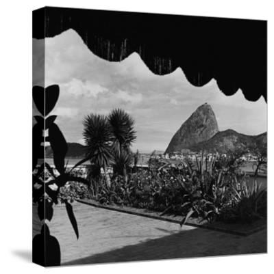 House & Garden - August 1947-Luis Lemus-Stretched Canvas Print