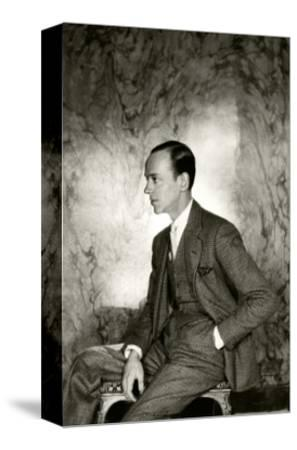 Vanity Fair-Cecil Beaton-Stretched Canvas Print