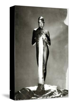 Vanity Fair-George Hoyningen-Huen?-Stretched Canvas Print