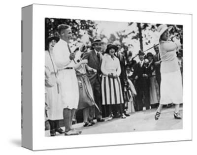 Bobby Jones and Opera Stars--Stretched Canvas Print