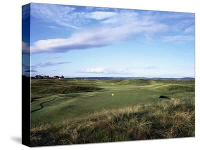 Royal Liverpool Golf Club, Hole 11-Stephen Szurlej-Stretched Canvas Print