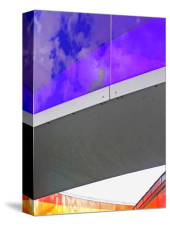 Architectural Digest-Lee Mindel-Stretched Canvas Print