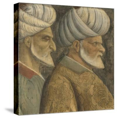 Sinan the Jew and Haireddin Barbarossa, C.1535--Stretched Canvas Print