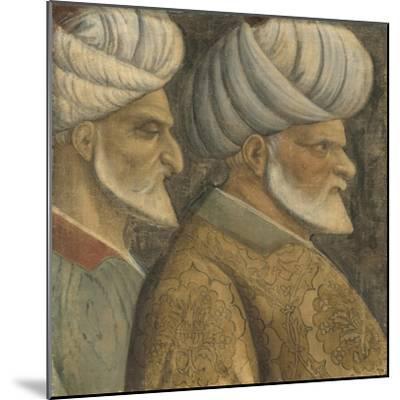 Sinan the Jew and Haireddin Barbarossa, C.1535--Mounted Giclee Print