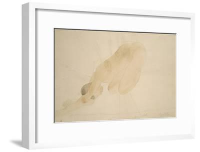 Sunset-Auguste Rodin-Framed Giclee Print