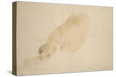 Sunset-Auguste Rodin-Stretched Canvas Print
