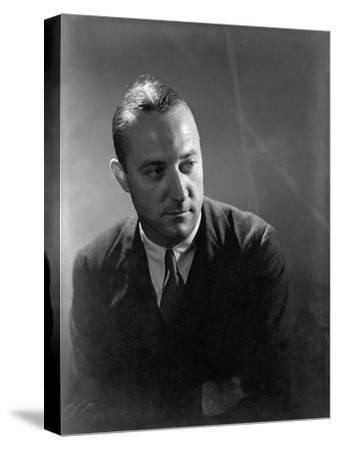 Vanity Fair - November 1932-Horst P. Horst-Stretched Canvas Print