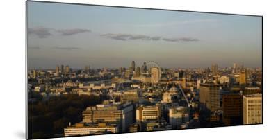 Panorama Looking East from Victoria, London-Richard Bryant-Mounted Photographic Print