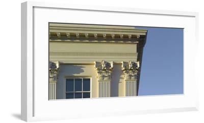 Window and Column Detail, Regents Park, London-Richard Bryant-Framed Photographic Print