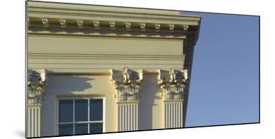 Window and Column Detail, Regents Park, London-Richard Bryant-Mounted Photographic Print