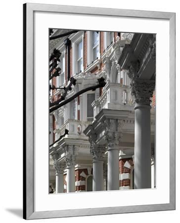 Housing, Kensington, London-Richard Bryant-Framed Photographic Print