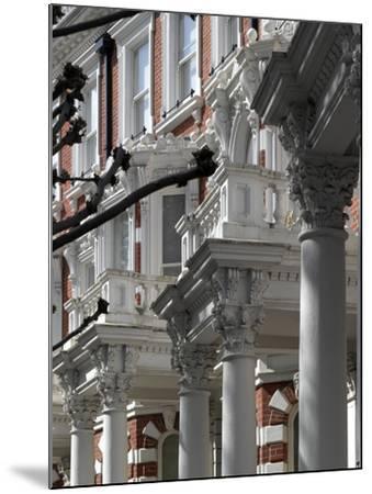 Housing, Kensington, London-Richard Bryant-Mounted Photographic Print