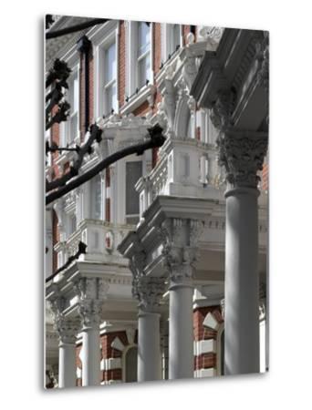 Housing, Kensington, London-Richard Bryant-Metal Print