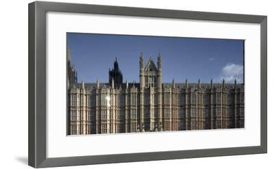 Houses of Parliament, Westminster, Westminster, London-Richard Bryant-Framed Photographic Print