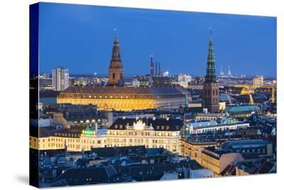 Denmark, Hillerod-Nick Ledger-Stretched Canvas Print