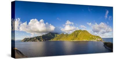 Dominica, St. Mark Parish-Nick Ledger-Stretched Canvas Print