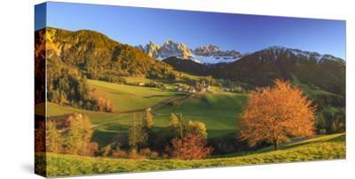 Italy, Trentino Alto Adige-Michele Falzone-Stretched Canvas Print
