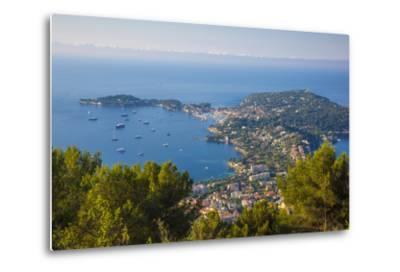 Saint-Jean-Cap-Ferrat, Alpes-Maritimes, Provence-Alpes-Cote D'Azur, French Riviera, France-Jon Arnold-Metal Print