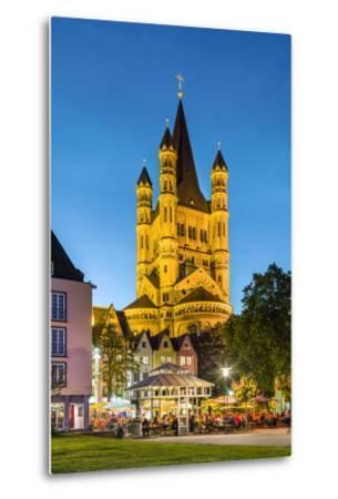 Fischmarkt, Old Town, Cologne, North Rhine Westphalia, Germany-Sabine Lubenow-Metal Print