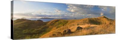 Mana Island, Mamanuca Islands, Fiji-Ian Trower-Stretched Canvas Print