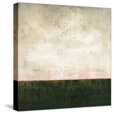 Green Horizon-Kari Taylor-Stretched Canvas Print