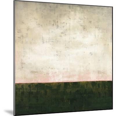 Green Horizon-Kari Taylor-Mounted Giclee Print