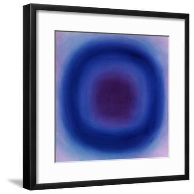 New Spectral Halo IV-Sydney Edmunds-Framed Giclee Print
