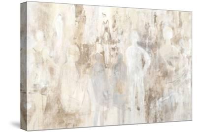 Picassos Friend Neutral-Jodi Maas-Stretched Canvas Print