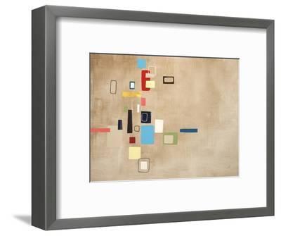 Modern Arrangement-Kari Taylor-Framed Giclee Print