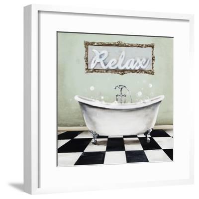 Happy Home I-Sydney Edmunds-Framed Giclee Print