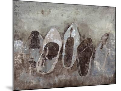 Oh My Good Shoes-Kari Taylor-Mounted Giclee Print