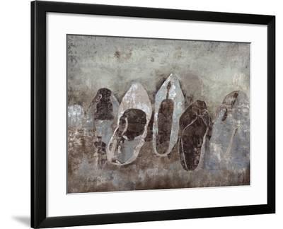 Oh My Good Shoes-Kari Taylor-Framed Giclee Print