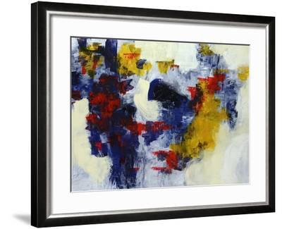 Bippity Bop Blue-Jolene Goodwin-Framed Giclee Print