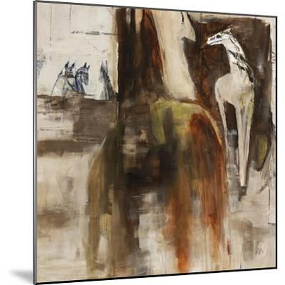 Heads Up Heads Down-Jodi Maas-Mounted Giclee Print