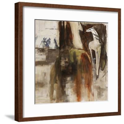 Heads Up Heads Down-Jodi Maas-Framed Giclee Print