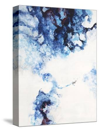Glacier Blue II-Farrell Douglass-Stretched Canvas Print