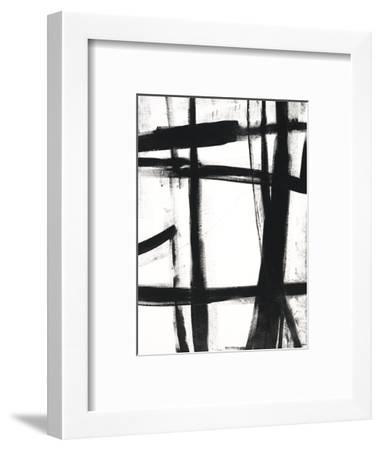 Expessive Silence I-Sydney Edmunds-Framed Giclee Print