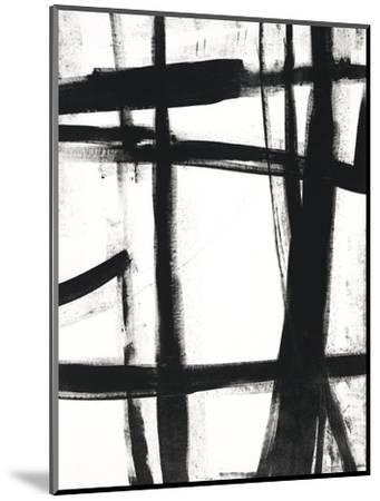 Expessive Silence I-Sydney Edmunds-Mounted Giclee Print