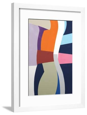Social Affair-Sydney Edmunds-Framed Giclee Print