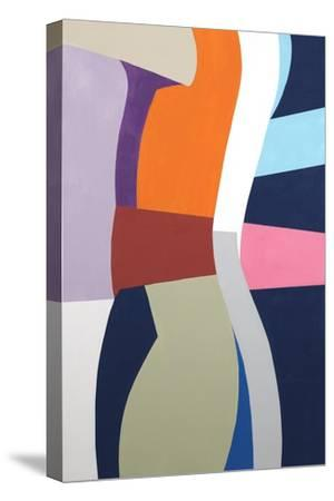 Social Affair-Sydney Edmunds-Stretched Canvas Print