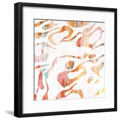 Pretty Carousel III-Rikki Drotar-Framed Giclee Print