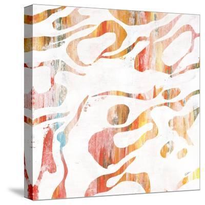 Pretty Carousel III-Rikki Drotar-Stretched Canvas Print