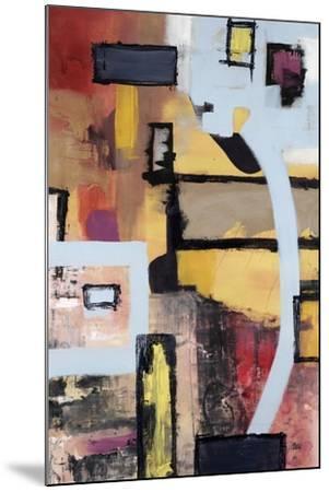 Color Guard-Tyson Estes-Mounted Giclee Print