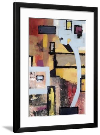 Color Guard-Tyson Estes-Framed Giclee Print