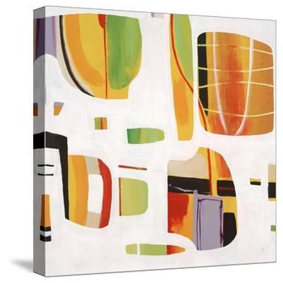 Candy Pools II-Sydney Edmunds-Stretched Canvas Print