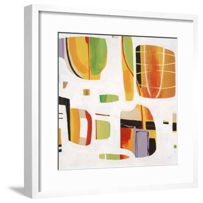 Candy Pools II-Sydney Edmunds-Framed Giclee Print