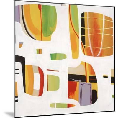 Candy Pools II-Sydney Edmunds-Mounted Giclee Print